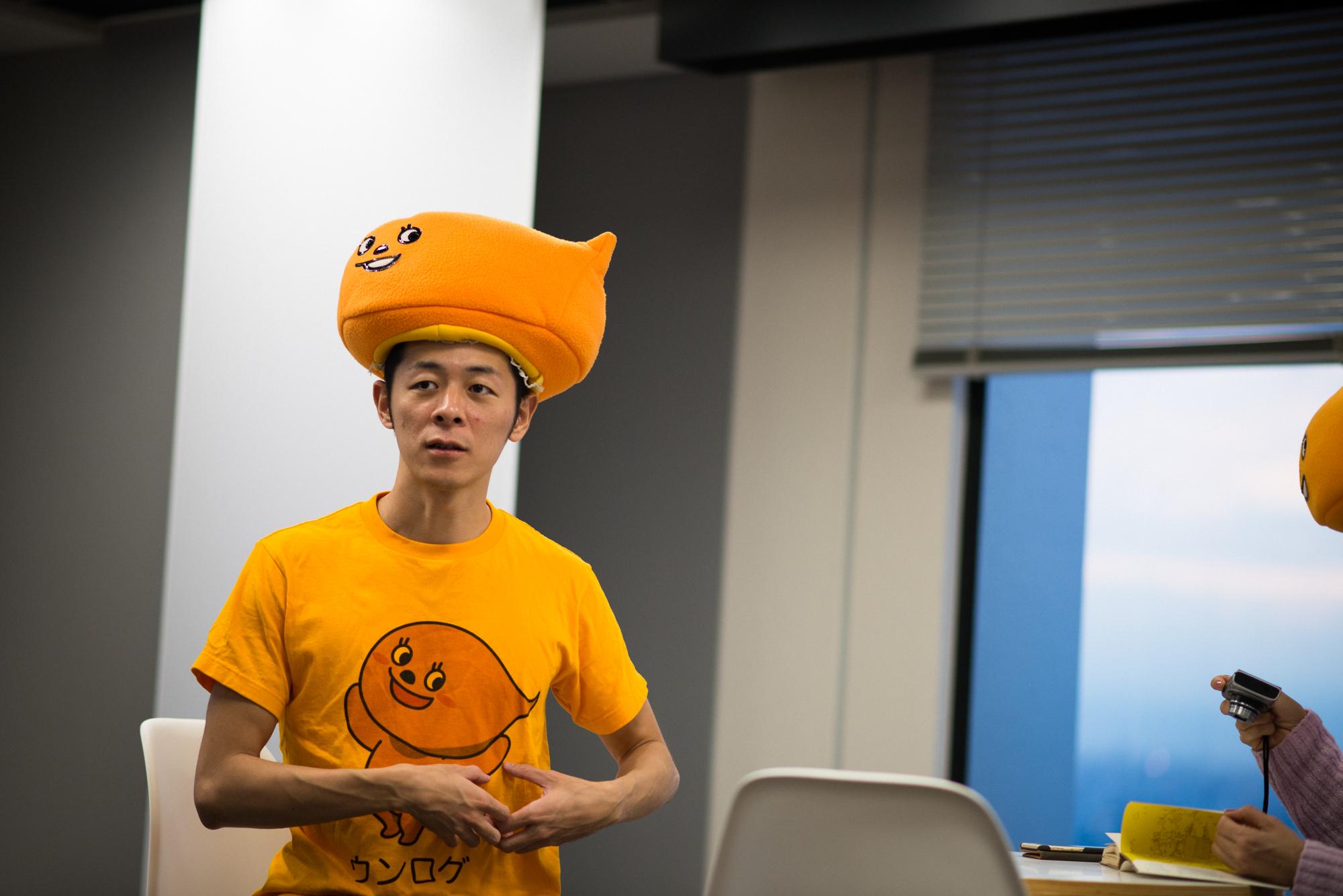運を使い果たした男がウンログで「ウン」をつかむ!? 40万ダウンロードのアプリ・ウンログの開発者に聞く!(後半)