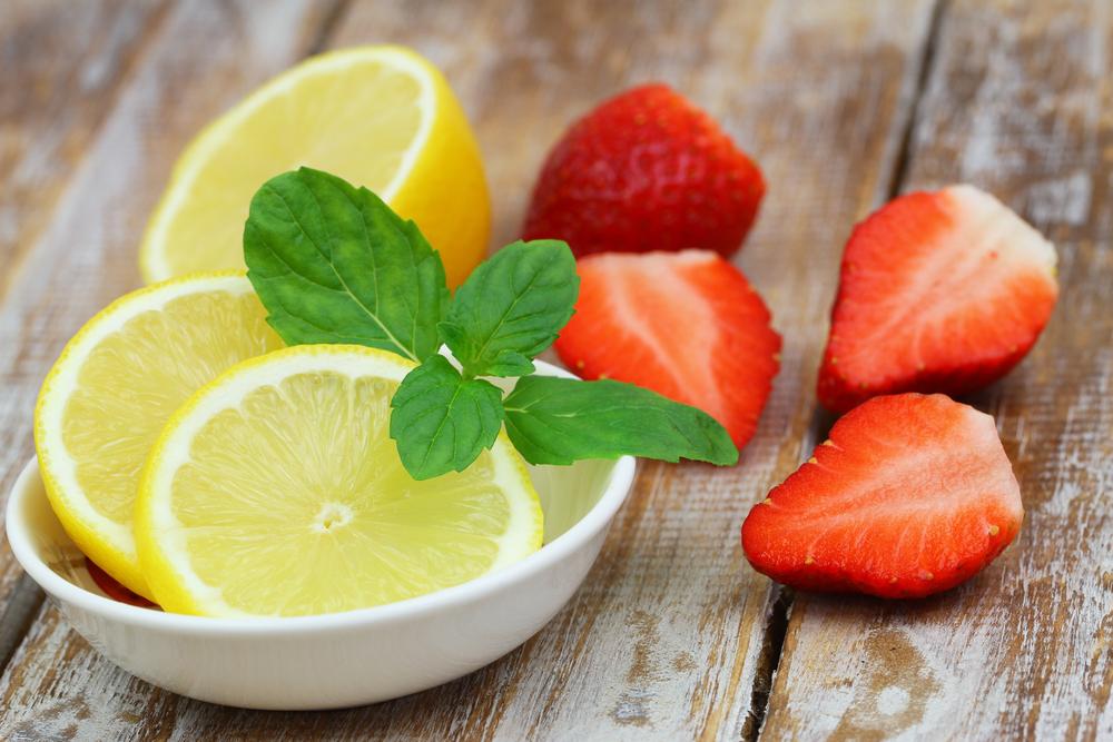 春に甘みを増すイチゴは美肌・整腸作用も