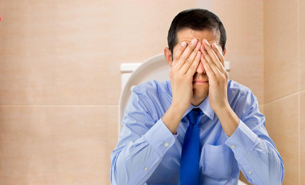 ストレスは便秘の大敵 リラクゼーション呼吸法で解消しよう